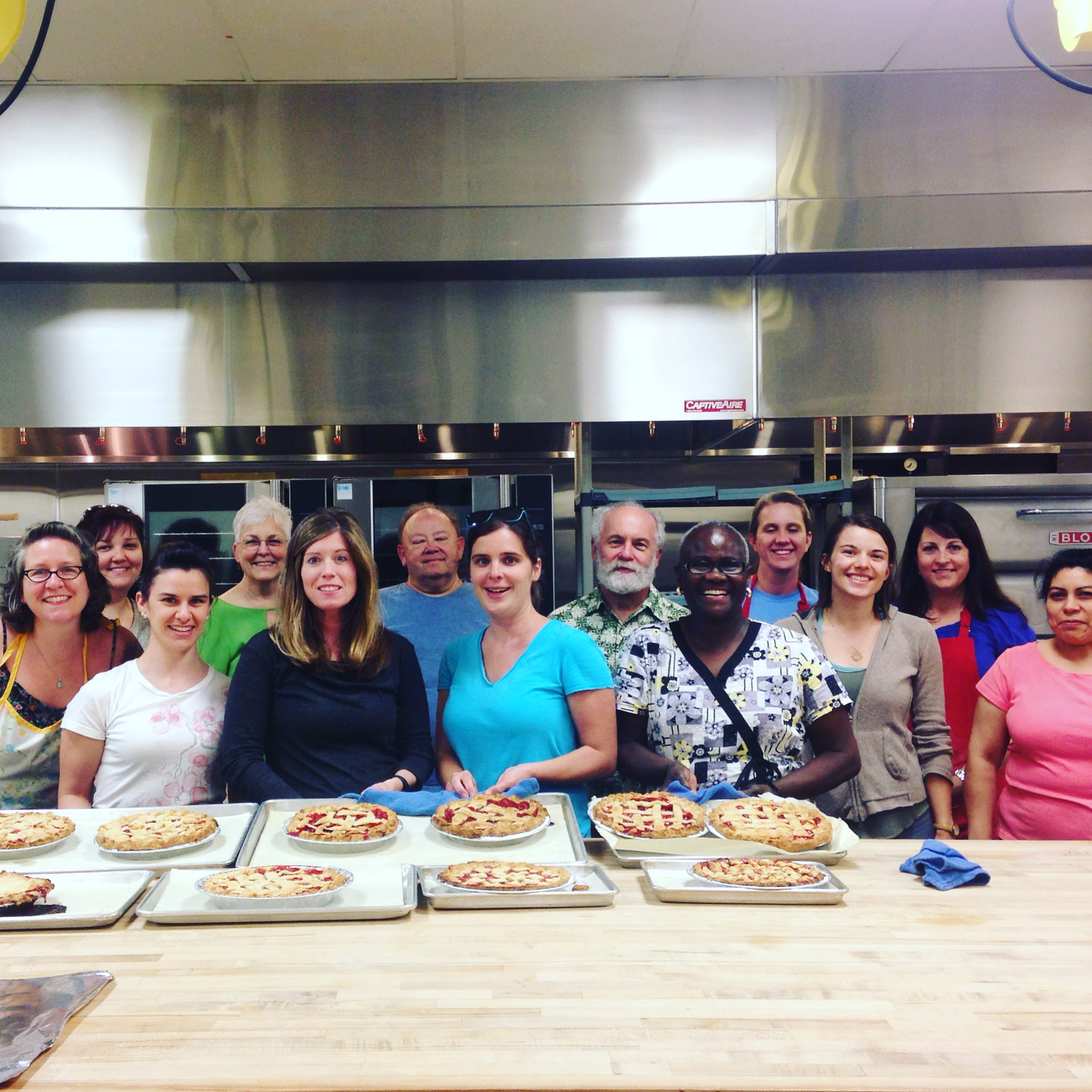 Basics of Baking Class at AB Tech Continuing Education